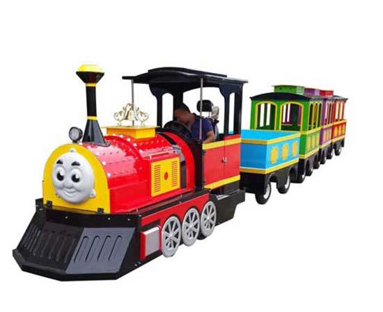 Thomas Trackless Train Rides
