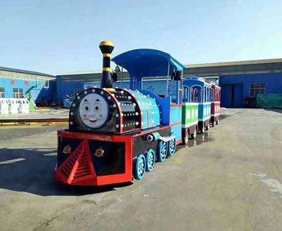 Thomas train rides