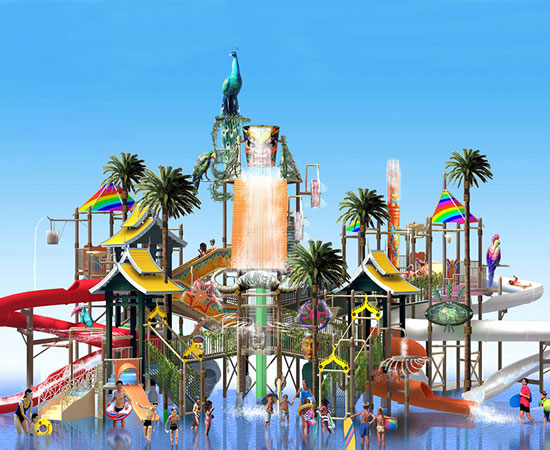 Water Park Rides for Indonesia